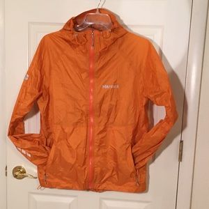 Marmot windbreaker rain jacket